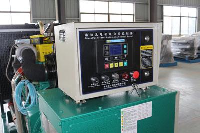 发电机组-电器控制系统组
